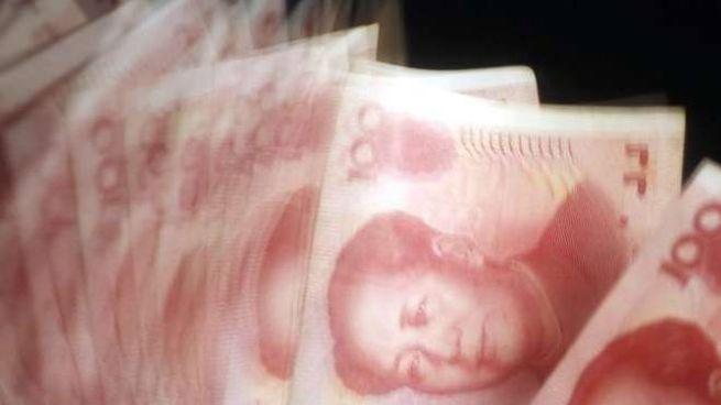 Cina: maxi svalutazione yuan (Ansa)