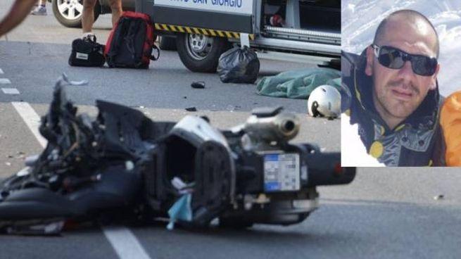 Lorenzo Cicconi, morto in uno scontro auto - scooter
