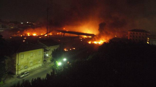La strage ferroviaria di Viareggio