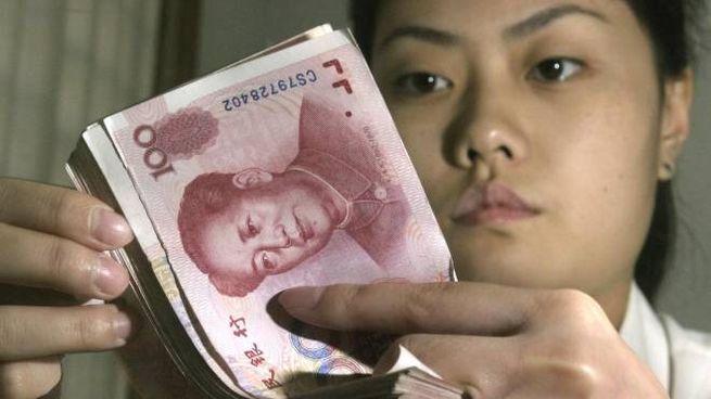 Terza svalutazione dello yuan in tre giorni (Ansa)