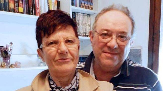 Francesco Seramondi, 65 anni, e la consorte  Giovanna  Ferrari, di due anni più giovane