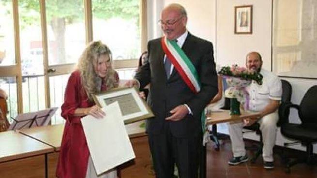 Marisella Preda premiata