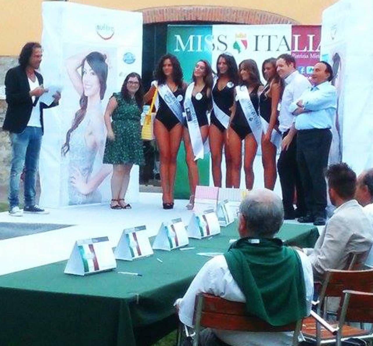 Bellezze In Passerella Miss Italia Sbarca A Monterenzio Provincia Ilrestodelcarlino It