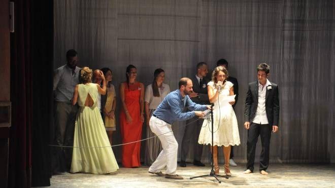 Germogli ph 29 agosto 2015 Buti Matrimonio a teatro