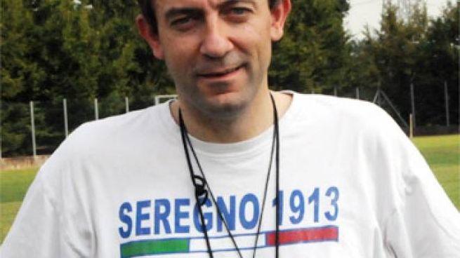 L'allenatore Brembilla