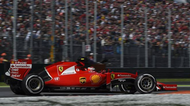 Gran Premio di Monza (Afp)