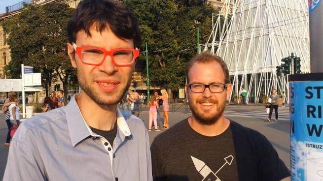 Niccolò Gallarati e Davide Viganò: giovani italiani inventori di tecnologia