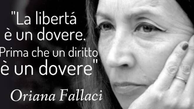 Oriana Fallaci Nove Anni Dalla Sua Morte Oggi La Commemorazione