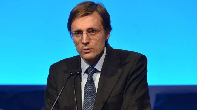 Massimo Tononi, presidente Monte dei Paschi di Siena (Imagoeconomica)