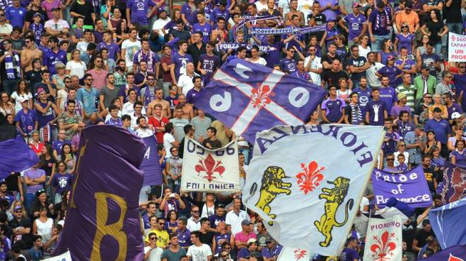 Tifosi Fiorentina(Foto archivio Germogli)