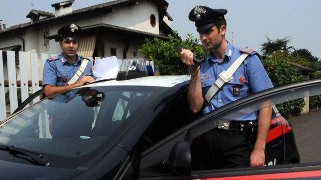I carabinieri di Seregno in azione