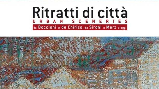 Mostra Ritratti di città a Villa Olmo (foto tratta dal sito internet della mostra)