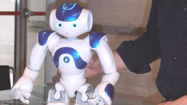 Nao, il robot docente