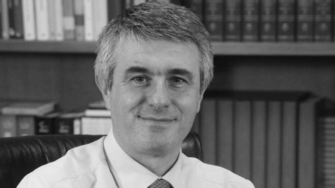 Pier Francesco De Robertis, direttore de La Nazione
