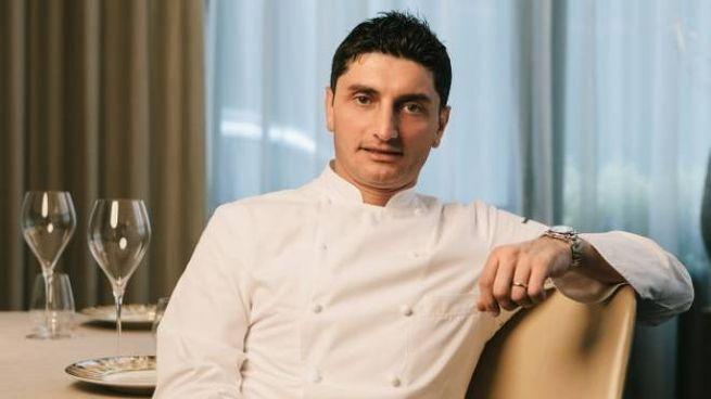 Lo chef Andrea Aprea