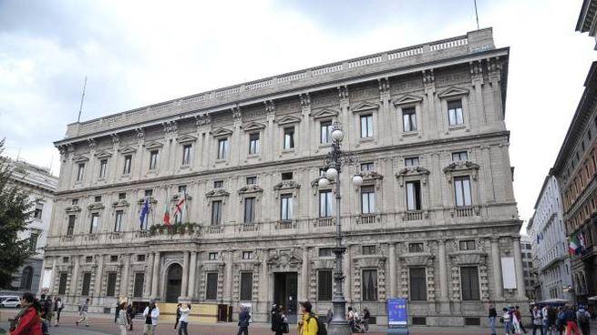 Palazzo Marino, municipio di Milano