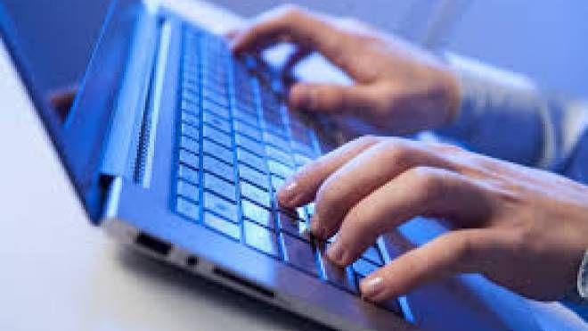 Internet (foto di repertorio)