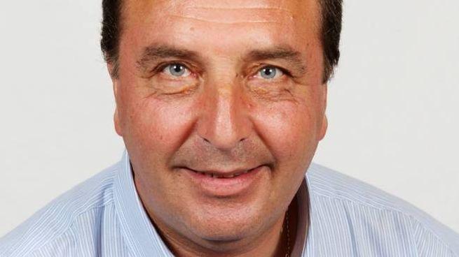 Giuseppe Megale, 57 anni. Da undici era consigliere comunale, è stato anche assessore nella giunta Pattuzzi