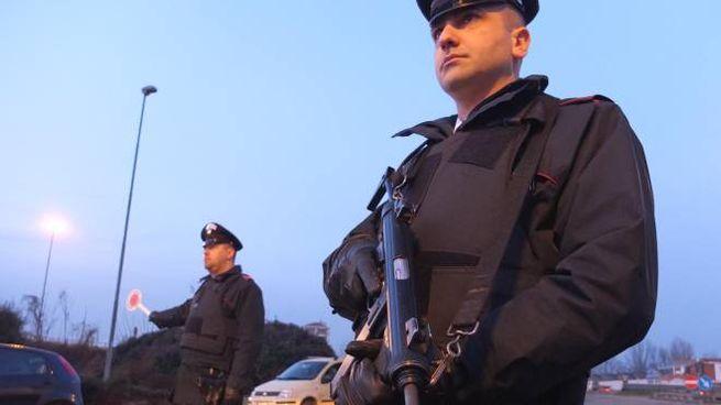 Carabinieri a Monza