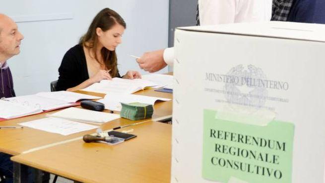 Referendum sulla fusione dei Comuni (Foto di repertorio Cardini)