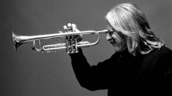 Il trombettista Enrico Rava