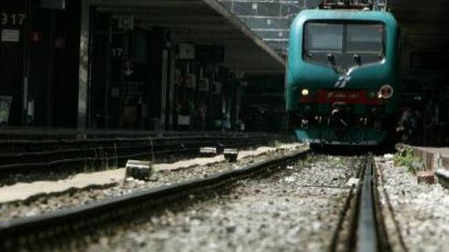 Un treno (foto repertorio)