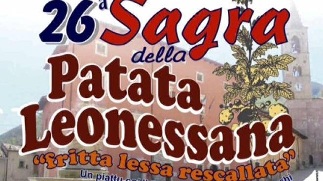 Sagra Patata Leonessa