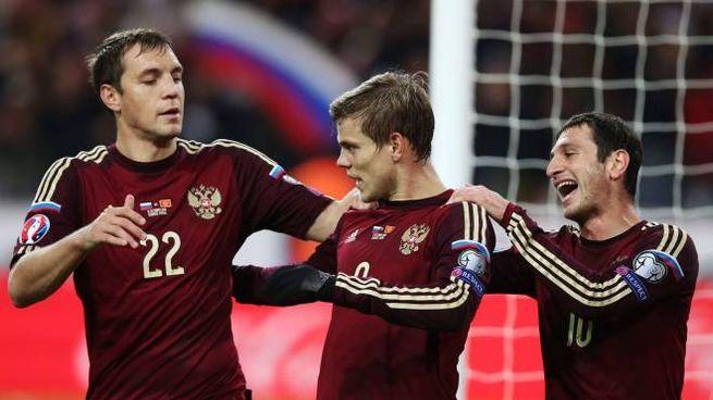 Russia in, Svezia rimandata (Olycom)