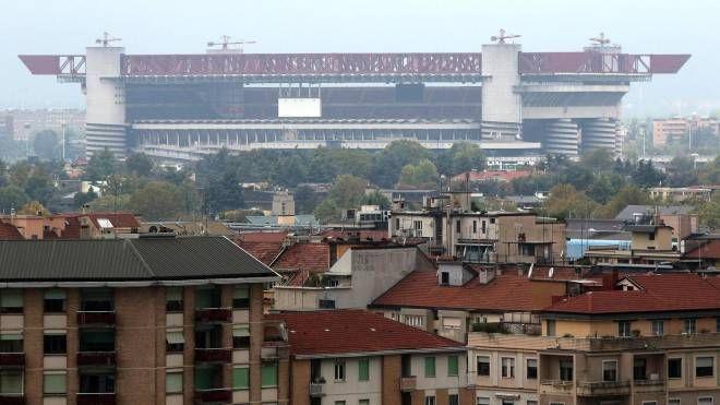 "San Siro, lo stadio ""Meazza"""