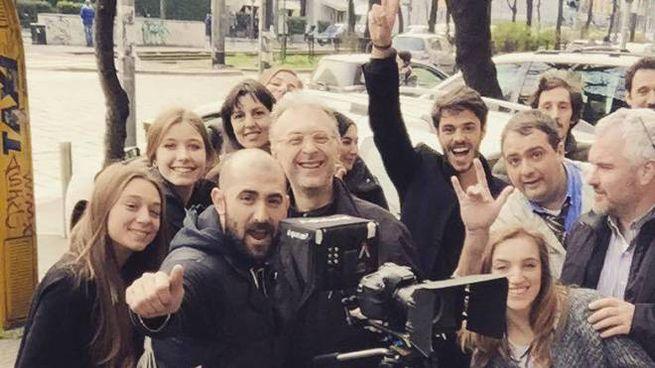 Il cast di «Milano trema ancora»