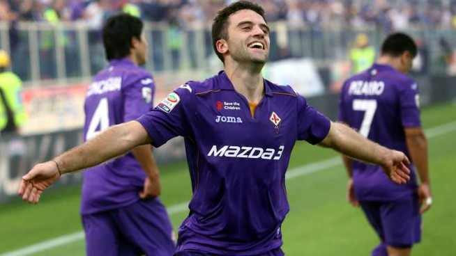 Fiorentina-Juventus 4-2: la gioia di Pepito Rossi (Germogli)