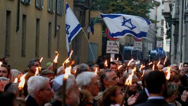 Un'iniziativa della comunità ebraica a Milano