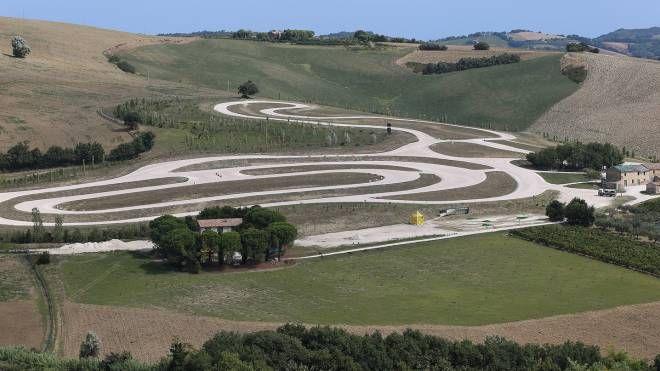 Tavullia, il Ranch di Valentino Rossi (Fotoprint)