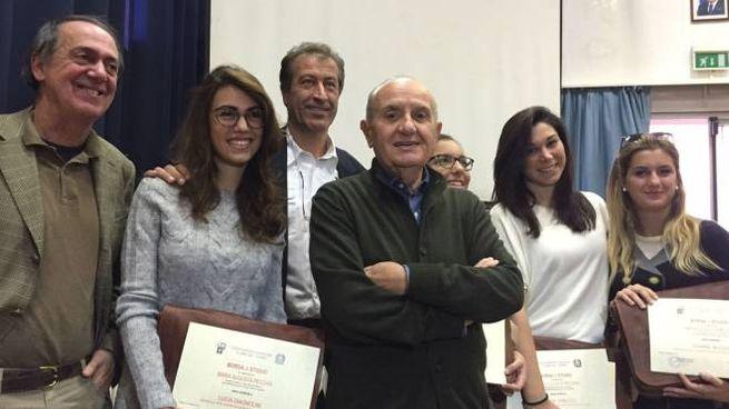 Quattro studentesse premiate in nome di Maria Pecchia