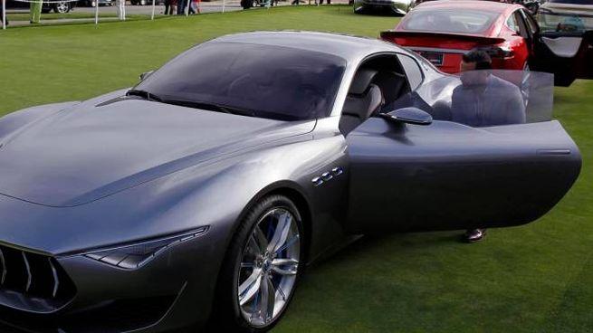 Una Maserati di lusso
