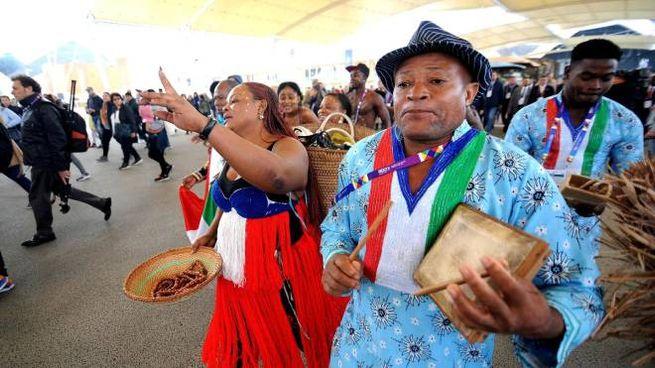 Il national day della Guinea Equatoriale a Expo (ANSA)