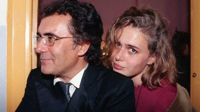 Ylenia da ragazza con il papà Al Bano