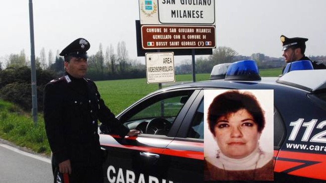 Omicidio Antonia Bianco a San Giuliano (Newpress)