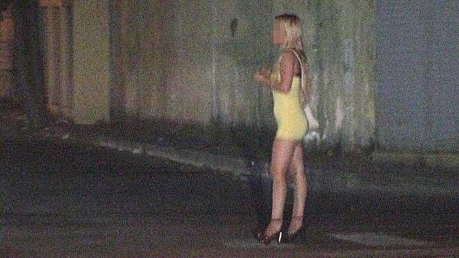 Prostituzione in città