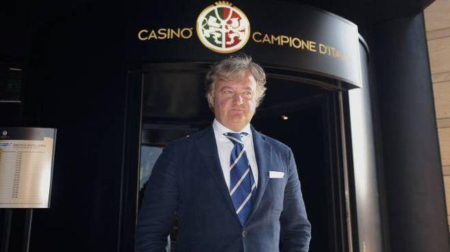 Carlo Pagan, 54 anni, residente a Venezia e amministratore delegato della casa da gioco di Campione (Cusa)