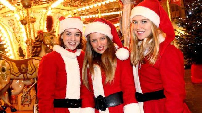 Festeggiamenti per il Natale