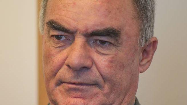 Sandro Forlani, presidente dell'associazione dei dipendenti di Banca Marche (Fotoprint)