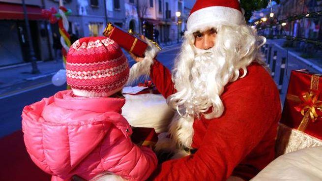 Babbo Natale A Domicilio.Babbo Natale A Domicilio Via Al Servizio Per La Consegna