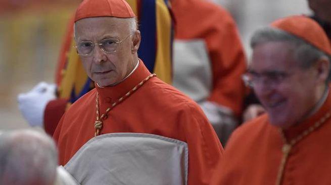 Il cardinale Angelo Bagnasco (Fabrizio Corradetti - Ag. Aldo Liverani Sas)