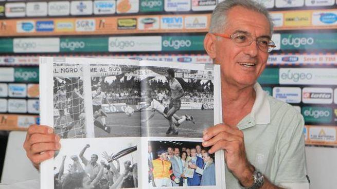 Vittorio Calbucci (Foto Ravaglia)