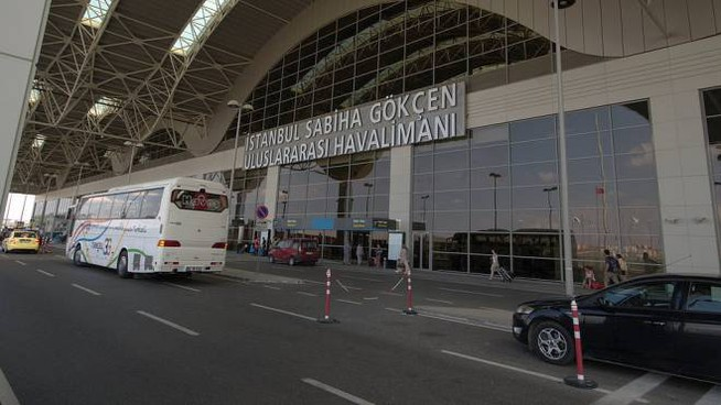 L'aeroporto Sabiha Gokcen di Istanbul