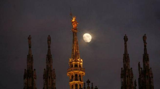 La Modonnina del Duomo di Milano (Newpress)