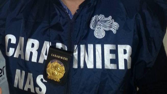 Carabinieri Nas (Foto Bertuccio)