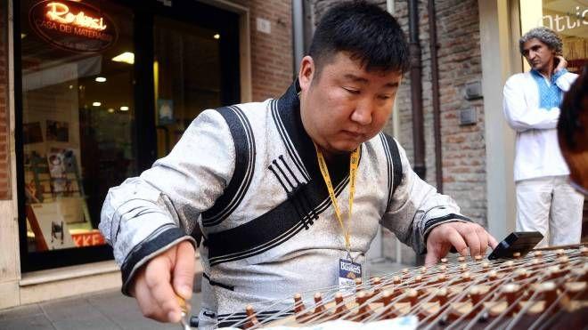Ferrara Buskers Festival: il gruppo Sedaa, dalla Mongolia (Businesspress)
