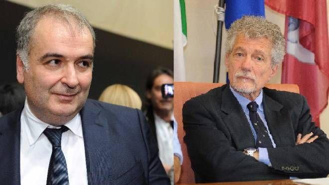 Andrea Boldi e Alessandro Ghinelli